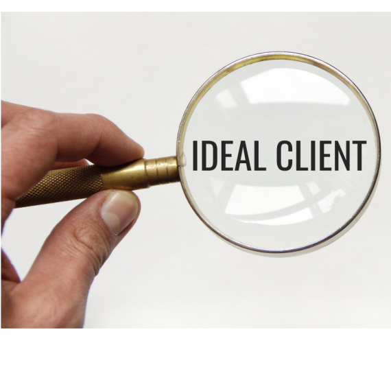 MARKETING TO THE IDEAL CLIENT