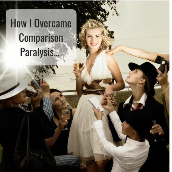big fish inadequacy - How I over came comparison paralysis
